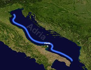 Italien Obere Adria Karte.ᐅ Italienische Adria Was Du Uber Die Italienische